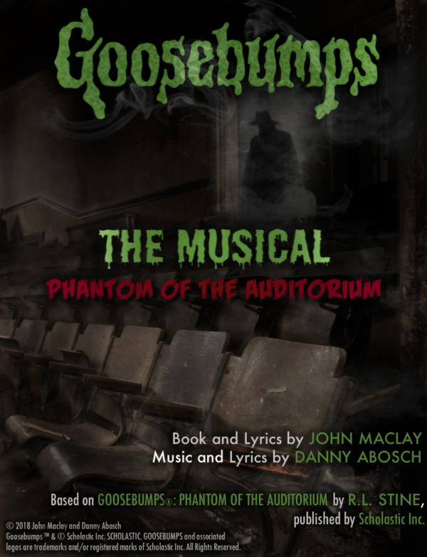 Goosebumps The Musical